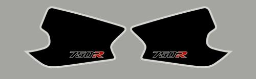Kawasaki Zxr G Decals