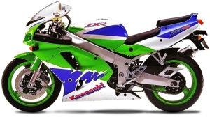 Kawasaki Zxr Fairing Graphics